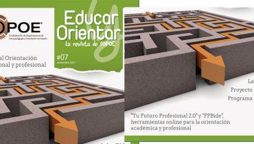 """Revista """"Educar y Orientar"""" nº 7"""