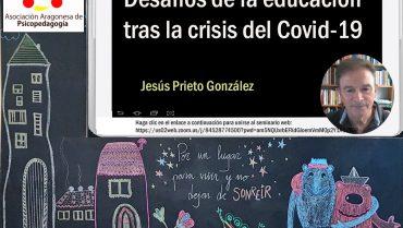 Webinar sobre los desafíos de la eduación tras la crisis de la Covid-19